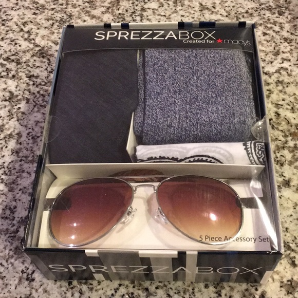 17154d880b62 Macy's Accessories | Macys Sprezzabox For Men | Poshmark